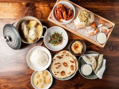 David Chang's Majordomo Is 2018's Most Exciting Restaurant