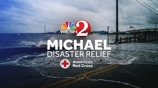 Hurricane Michael Disaster Relief: Click here to donate