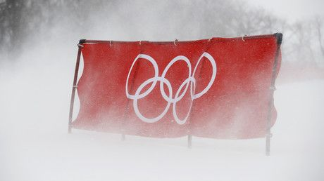 Olympic Park evacuated, biathlon postponed as high winds wreak havoc in PyeongChang