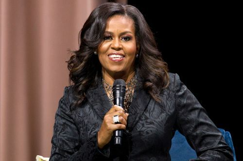 Michelle Obama unseats Hillary Clinton as 'most admired woman': poll