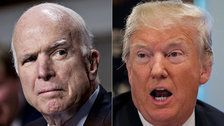 Donald Trump Insults John McCain's Military Career In Newly Unearthed Video From 1999
