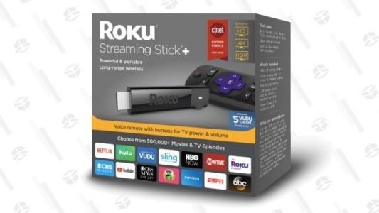 Save $20 On Roku's Best Streaming Stick, Plus Three Free Months of CBS All Access