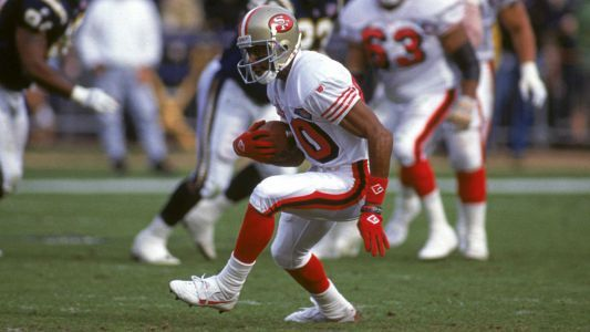 49ers go back to '90s glory days with throwback alternates