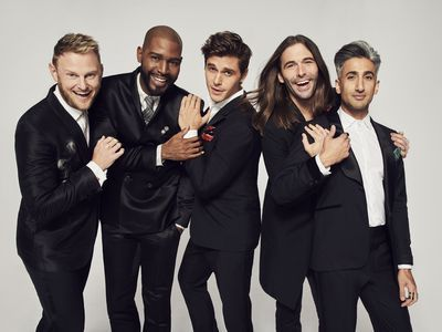 Watch the Trailer for Netflix's 'Queer Eye' Reboot
