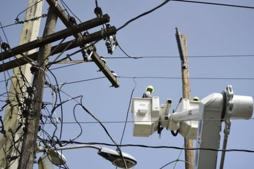 Head of Puerto Rico's electric power authority resigns
