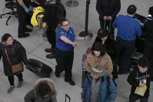 TSA agent pulls on Native American's braids, says 'giddyup'
