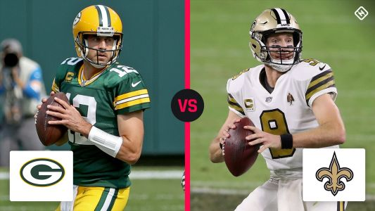 NFL DFS for Saints vs. Packers: Top DraftKings, FanDuel daily Fantasy football picks, stacks