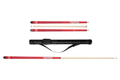 Supreme Showcases Collaborative McDermott Pool Cue in Action