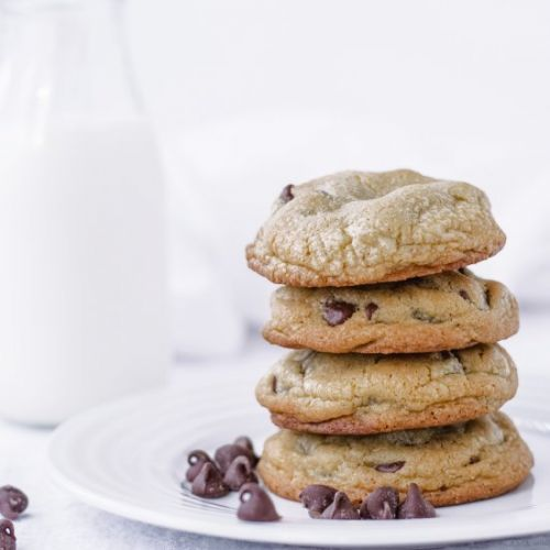 My Best Chocolate Chip Cookies