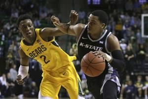 No. 2 Baylor rebounds with 85-66 win over Kansas State