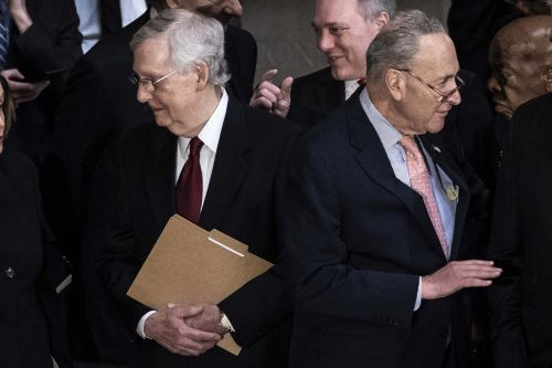 McConnell and Schumer set for showdown on Trump's impeachment trial