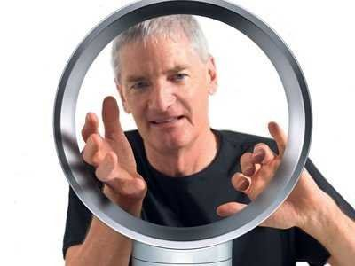 The inventor of Dyson vacuums says he's spending nearly $3 billion to build an electric car