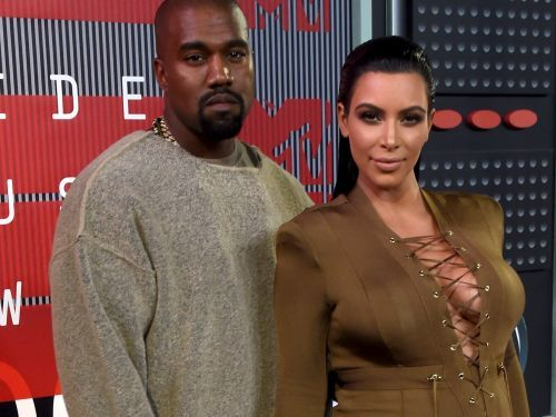 Kanye West is tweeting in support of Donald Trump - and Kim Kardashian is defending him