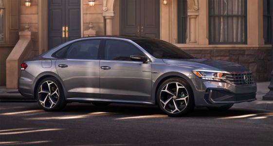 This Is The 2020 Volkswagen Passat Before You're Supposed to See It and It Looks Pretty Good