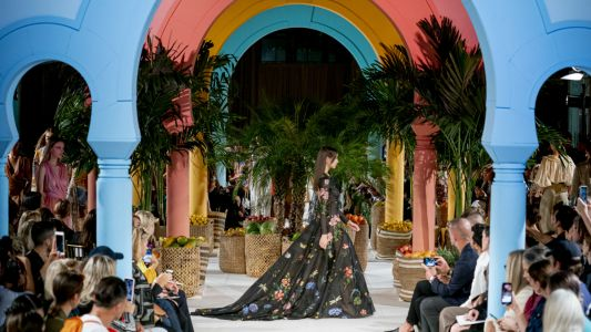See Every Look From Oscar de la Renta's Spring 2020 Collection