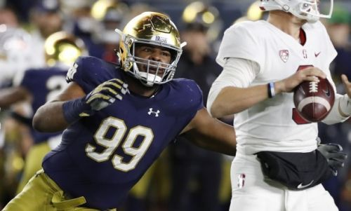 Five draft prospects for Patriots to move up for