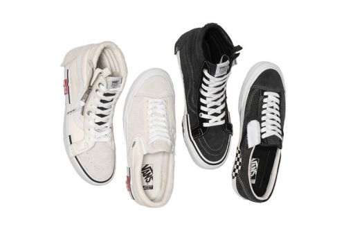 "Vans Vault Deconstructs the Sk8-Hi & Slip-On In New ""Cap LX"" Pack"