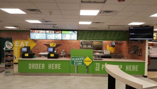 First Quaker Steak & Lube Express Opens at TA in Gary, Indiana