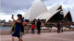 Indian & Chinese tourism created record mark in Australia