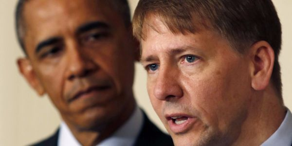 Head of Obama-era consumer watchdog to step down after years of Republican pressure