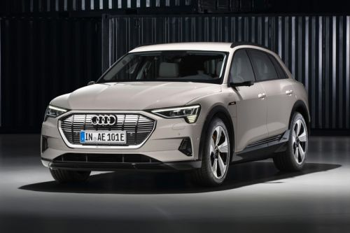 Audi Gets Sustainable With Its First All-Electric SUV, the e-tron