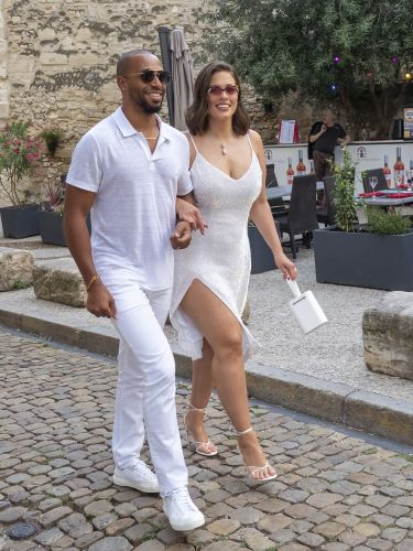 Ashley Graham and Hubby Justin Ervin Look so in Love While Vacationing in Italy: 'We Are Very Happy'