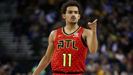 Hawks' Trae Young says he's different from Warriors star Stephen Curry