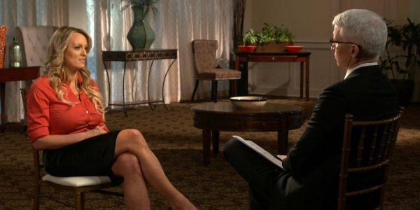 The White House is denying all the claims Stormy Daniels made in her bombshell '60 Minutes' interview