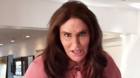 Caitlyn Jenner Reveals the Bloody Effects of Sun Damage on Her Nose