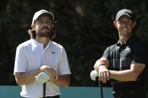 McIlroy roars out to a 2-shot lead in Mexico Championship