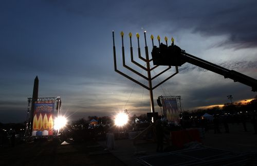 Watch Live: National Menorah lighting ceremony to celebrate first night of Chanukah
