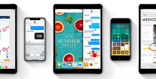 Apple starts rolling out iOS 11 for all users
