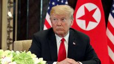 Trump Reportedly Tried To Push Up Kim Meeting Because He Was Bored