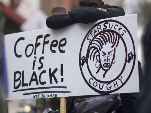 Arrest of Black Men at Starbucks Spurs Outrage on Social Media