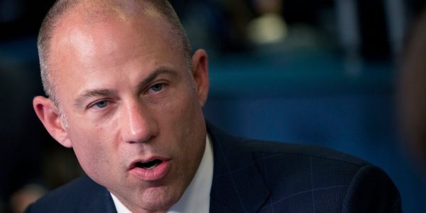 Michael Avenatti files cryptic court document hinting that Michael Cohen leaking audio tapes seized in the FBI raids