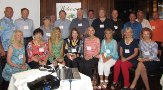 Bastille Day in Dallas: A Successful Texas & Oklahoma Chapter Gathering