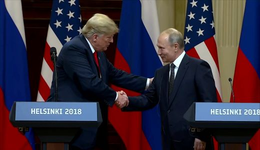 Pennsylvania senators blast President Donald Trump after summit with Russian President Vladimir Putin