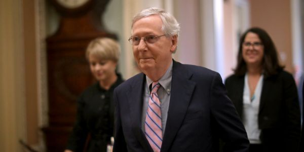 Republicans projected to hold onto majority control of the Senate