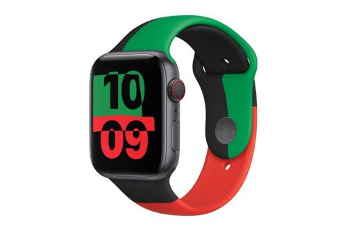 """Apple Launches """"Black Unity Collection"""" Limited Edition Apple Watch"""