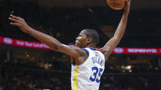 NBA wrap: Warriors' Kevin Durant continues dominance over Cavaliers