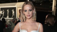 Here's Your First Look At Jennifer Lawrence's Engagement Ring