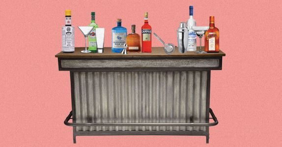 How to Set Up Your Home Bar, According to Bartenders