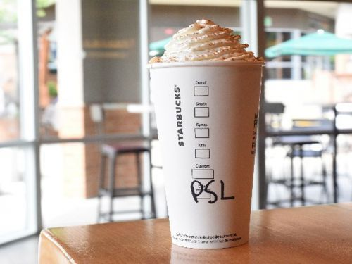 No, It's Not Your Imagination, Pumpkin Spice Latte Season Is Starting Earlier Than Ever