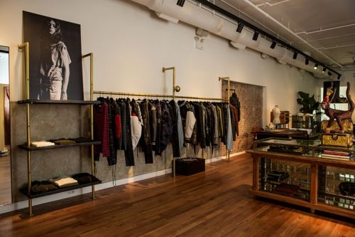 Here's An Exclusive Look at FAITH CONNEXION's NYC Flagship Store
