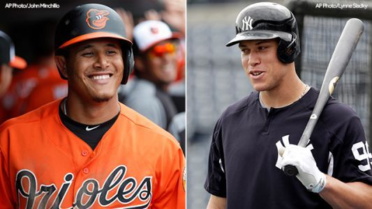 Report: MLB calls Aaron Judge's comments to Manny Machado inappropriate