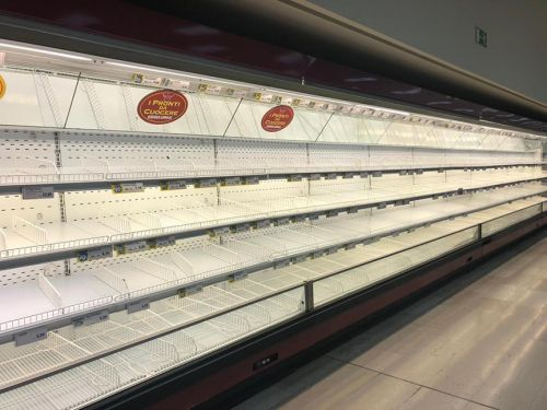 Supermarket shelves emptied in Milan, Salone del Mobile postponed: will Vinitaly fall victim to coronavirus scare? VINITALY DATES CONFIRMED BY VERONAFIERE