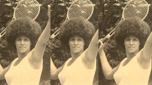 Baltimore native shatters tennis barriers for African-American women
