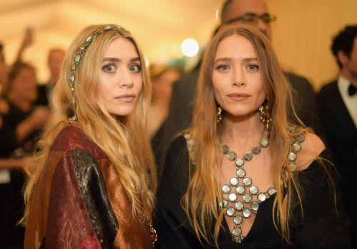 Mary Kate and Ashley Olsen Are Serving Full on Prune ~Lewks~ at the 2018 Met Gala