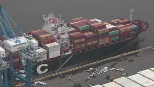 Cargo ship involved in $1.3B cocaine bust in Philly owned by JPMorgan Chase