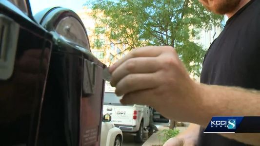 Free night, weekend downtown meter parking ends Labor Day